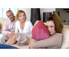 Помощь в решении проблем с детьми подросткового возраста.
